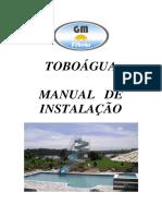 Manual de Instalacao Toboagua