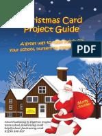 School Christmas Cards Brochure 2016