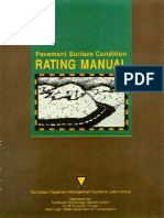 Pavement Surface Condition Rating Manual
