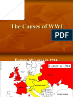 CH Causes of WWI Sept 2012