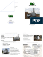 BiGchar 2200 4-Page Technical Brochure