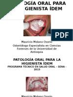 1.Patología Oral Para La Higienista Ídem