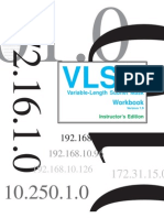 VLSM Workbook Instructors Edition - V1_0