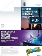 Flexible Elements for Chemical Industries