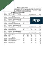 03 Analisis de Precios Unitarios