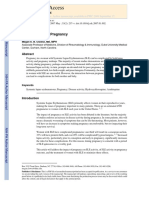 Lupus Activity in Pregnancy
