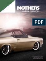 Catalogo 2015 Mothers