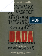 Catalogue Dada