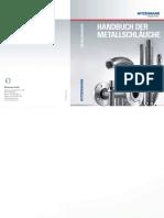 Handbuch Der Metallschlaeuche
