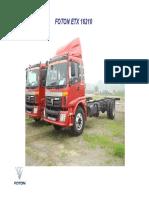 Ficha Camión Foton ETX 16210