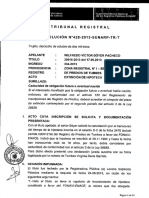 Resolución N° 428-2013-SUNARP-TR-T