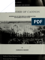 A Thunder of Cannon