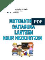 PENTSAMATEKA HAUR HEZKUNTZAN.doc