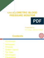 166309989 Blood Pressure Monitor Pptx