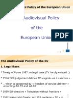 Audiovisual Policy of the European Union