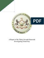Grand jury report on Altoona-Johnstown Catholic Diocese