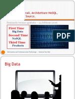 Big Data - Concetti, Architetture, Prodotti (24!02!2016)