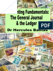 Accounting Fundamentals the General Journal and the Ledger (Sample)_Hercules Bantas