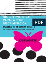 ZeroDiscrimination 2016 Brochure Es