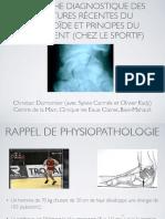 Démarche Diagnostique Fx Scaphoide CREPS 2016
