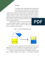 Relatorio sobre equilibrio liquido-liquido