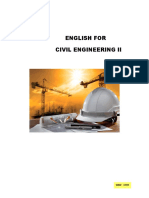 English for Civil Engineering