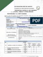 Formato de Participacion Estudiantil Alcohol 2
