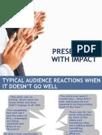 Glp Presentation Skills