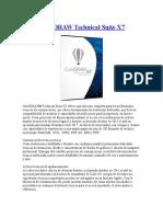 CorelDRAW Technical Suite X7 17