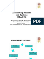 Accounting Records _Bam Disimulacion