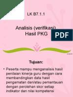 2. LK B7.1.1
