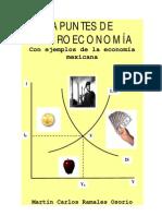 Apuntes de Macroeconomía - Martín Ramales