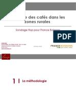 Sondage Ifop pour France Boissons