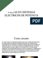 Fallas en Sistemas Electricos de Potencia Ultimo