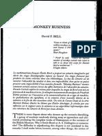 Bell Monkey Business