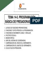 Fresa 8025