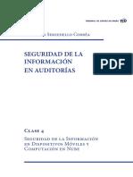 Seguridad de La Informacion en Auditorias Clase4
