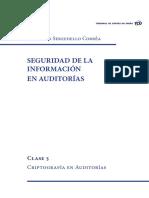 Seguridad de La Informacion en Auditorias Clase5