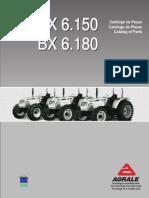 Agrale Catalogo Bx 6150 6180