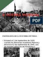 II Guerra Mundial. (1)