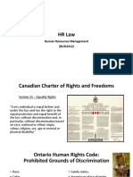 2. HR Law