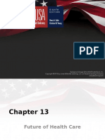 Health Care USA  Chapter 13