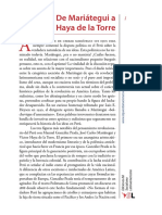Ramos, Jorge Abelardo - De Mariátegui a Haya de La Torre