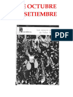 Ramos, Jorge Abelardo - De Octubre a Setiembre