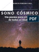 Sono Cósmico - Um poema para crianças de todas as idades - Pedro Marcos Pereira Lima