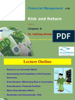 Risk and Return - Lecture 2