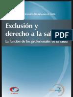 Exclusion al Derecho a la Salud