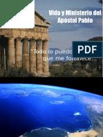 Vida y Ministerio de Pablo