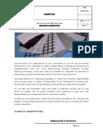 Materiales Geosintéticos