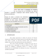 Regimento Trt 8 20162